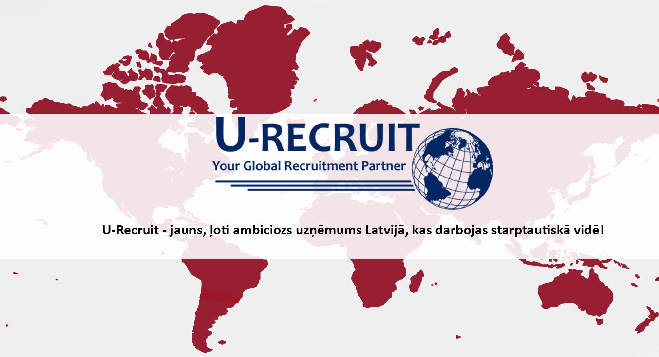 U-Recruit personāla atlase
