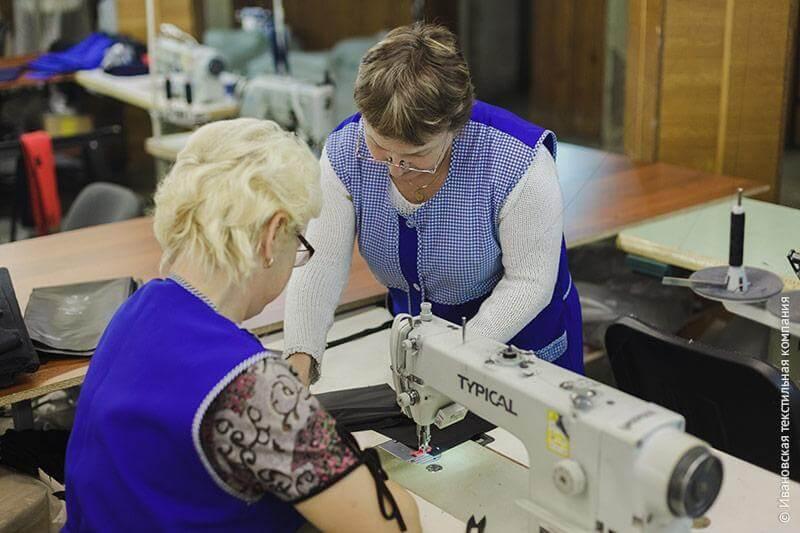 Швейный мастер технолог