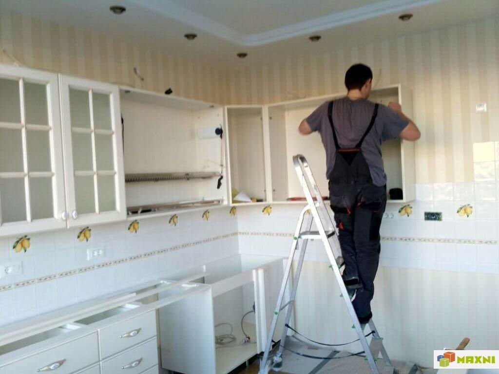 Virtuvju montāžnieks